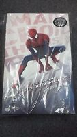Hot Toys MMS 244 The Amazing Spiderman Spider-Man 2 Figure (Special Version) NEW