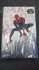 Hot Toys MMS 244 The Amazing Spiderman Spider Man 2 Figure (Special Version) NEW