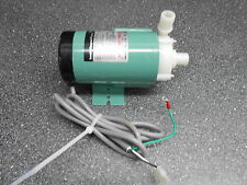 IWAKI MD-15R-NL15 SIZE 15 MAGNET DRIVE CHEMICAL PUMP