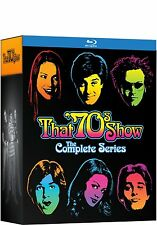 That 70's Show : The Complete Series (18 disc) BLU-RAY  -  Region A -    Sealed
