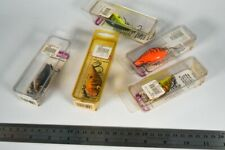 Vintage Florida Perfecto Antique Fishing Lure Lot in Boxes New Old Stock LC3