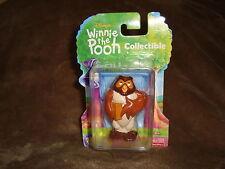 Disney's Winnie The Pooh Fisher Price PVC Figure OWL NIP Year 2000 Mattel