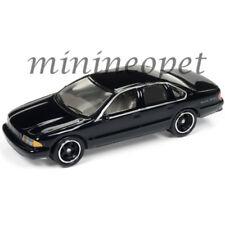JOHNNY LIGHTNING JLSP006 A 1996 CHEVROLET IMPALA SS 1/64 DIECAST MODEL CAR BLACK