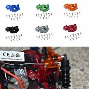 Aluminum Alloy Rear Gear Box For LOSI 1/18 Mini-T 2.0 2WD Stadium Truck RTR