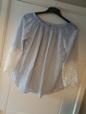 Ladies Made In Italy Top Size 12