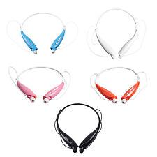 Wireless Bluetooth Sport Stereo Headset Headphone for Samsung iPhone Nokia Lg Pc