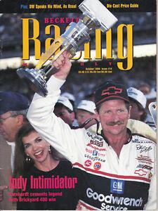 Beckett Racing October 1995 Issue