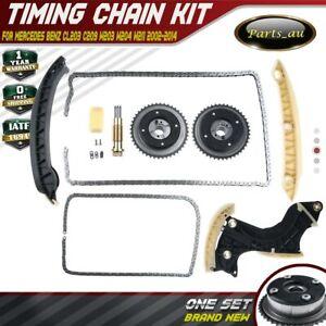 Timing Chain Kits for Mercedes Benz C/CLC/CLK/E/SLK-Class W203 W204 W211 M271