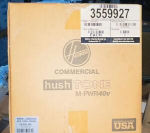 HOOVER COMMERCIAL CH93406 HUSHTONE™ 6Q CORDLESS BACKPACK