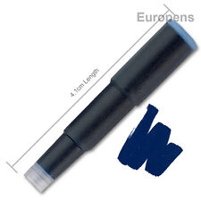 Cross Standard Sized Fountain Pen Ink Cartridge Refills - BLUE/BLACK 8924