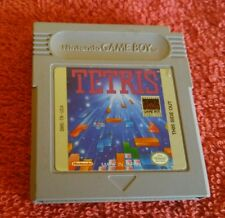 Tetris (Nintendo Game Boy, 1989) FREE SHIPPING