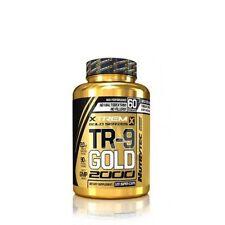 TR-9 120caps NUTRYTEC XTREM GOLD Tribulus Terrestris con un 90% de Saponinas