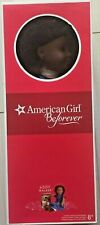 """American Girl Addy Walker Doll and Book 18 inches Blue Dress Boots NEW """"READ"""""""