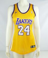 Vintage Adidas 4her Los Angeles Lakers Kobe Bryant Jersey Size Women's Medium M