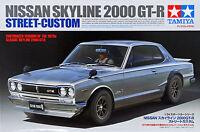 Tamiya 24335 Nissan Skyline 2000 GT-R Street-Custom 1/24 scale kit