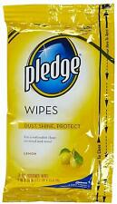 Pledge 72807 Lemon Scented Wipes 24 Count