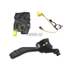 MF Steering Wheel Module+Cable+Cruise Stalk For VW Golf GTI 6Ⅶ Jetta 5
