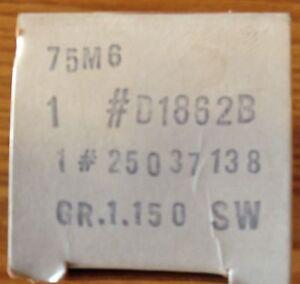 NOS Delco D1862B Engine Coolant Temperature Switch.