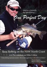 North Coast of NSW Bass Fishing DVD-One Perfect Day