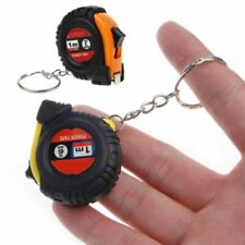 Tailor Measuring Tool Tape Measure Retractable Ruler Key Chain Cloth Sewing