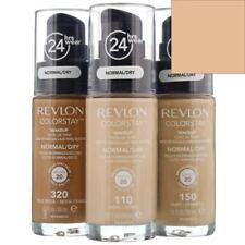 Bases de maquillaje beige Revlon crema para el rostro