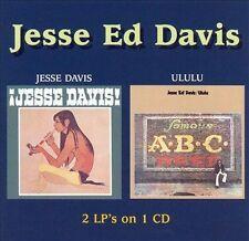 Jesse Davis/Ululu by Jesse Ed Davis (Guitar) (CD, Nov-2004, Wounded Bird)