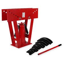 EBERTH Cintreuse de tuyaux hydraulique 12t presse à cintrer chauffage plomberie