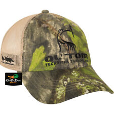 DRAKE WATERFOWL OL TOM TURKEY CAMO MESH BACK LOGO HAT BALL CAP b3eafcc40904