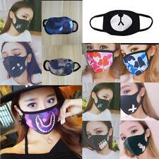 A Bathing Ape Bape Shark Black Face Mask Camouflage Mouth-muffle BOY Mask GIRL