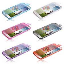 Pour Samsung Galaxy S3 Etui Coque à Rabats Gel Souple