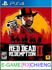 PS4 Red Dead Redemption 2 (CHI/ENG) [R3] ★Brand New & Sealed★