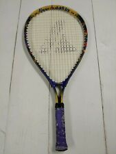 "Pro Kennex Super Champ 1 Raquetball Raquet 3 5/8"" Purple Yellow"