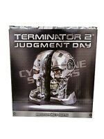 Terminator 2 - Judgement Day - Endoskull Bookends