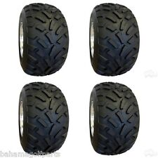 (4) Tires Only 18x8-8 4 Ply A/T No Lift Required - Set of 4