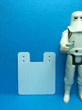 VINTAGE STAR WARS KENNER ACCESSORY-SNOWTROOPER REPRODUCTION VINYL SKIRT...