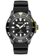 New Seiko Solar Special Edition Prospex Divers 200M Men's Watch SNE441