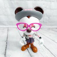 Disney WonderGround Vinylmation Hipster Minnie Mouse Original Figure D23 Glasses