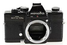 Minolta SR-T 101b SR T 101 b SRT101b schwarz Gehäuse Body Spiegelreflexkamera
