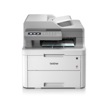 Brother DCP-L3550CDW 3-in-1 Colour Wireless Laser Printer with Touchscreen