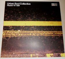 2 x LP UK HOUSE**URBAN SOUL COLLECTIVE - PLEASE YO SELF (SI PROJECT '01)***4702