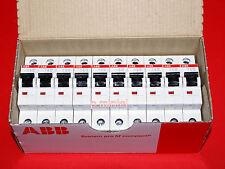 10x ABB Sicherungsautomat S201 - B16 16A 1-polig