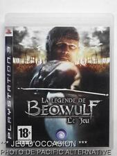 OCCASION: Jeu LA LEGENDE DE BEOWULF LE JEU PS3 playstation 3 sony francais