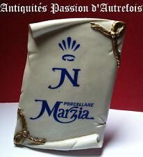 B20120768 - Publicité en porcelaine pour la porcelaine Marzia ( Italie )