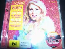 Meghan Trainor Title Special Edition (Australia) CD DVD Edition - New