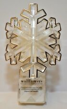 1 Bath & Body Works Wallflowers Crystal Clear Snowflake Fragrance Plug In
