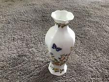 """More details for 7"""" aynsley cottage garden vase fine bone china"""