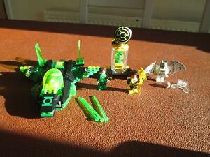 Lego #76025 - DC Super Heroes Green Lantern vs Sinestro. Batman. unboxed