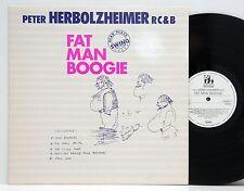 Peter Herbolzheimer Fat Man Boogie PANDA Rec. NM # 59