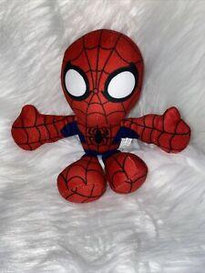 Marvel Spider Man Super Hero Adventures Playskool Heroes Plush Fat Head Figure