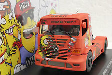 FLY 202307 MERCEDES BENZ DUFF BEER SIMPSON LT. EDITION NEW 1/32 SLOT CAR